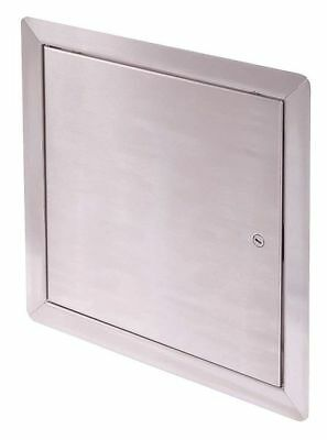 Access Door,Standard,Stainless,16x16In TOUGH GUY 2VE83