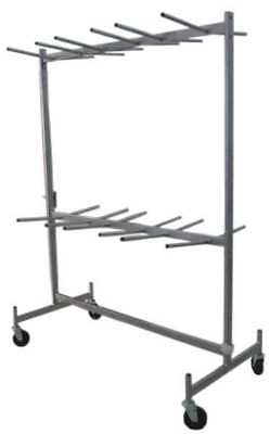 Folding Chair Storage Truck, 500 lb. Load Capacity DAYTON 30F014