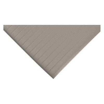 Antifatigue Mat,Gray,3ft. x 5ft. CONDOR 36VK89