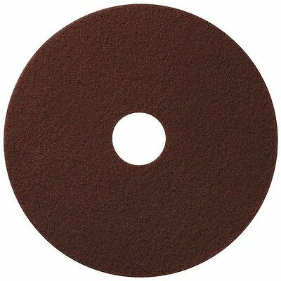 Chemical Free Stripping Pad, Maroon ,Tough Guy, 21D036