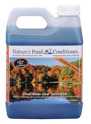 KOENDERS WATER SOLUTIONS 30084X Pond Conditioner, Liquid, 5 to 8 pH, 1 qt.