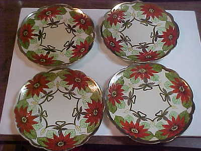 Antique Vienna hand painted plates