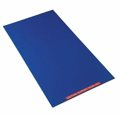 Tacky Mat Base,Blue,38 x 47 In CONDOR 6GRG0