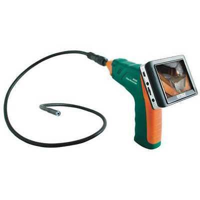 EXTECH BR250 Video Borescope, 3.5 In, 36 In Shaft