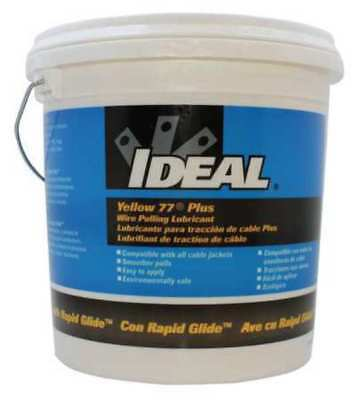 Wire Pulling Lubricant, Yellow ,Ideal, 31-391