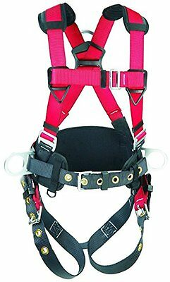 3M Fall Protection Business 3M Protecta PRO, 1191209 Construction Harness, Back