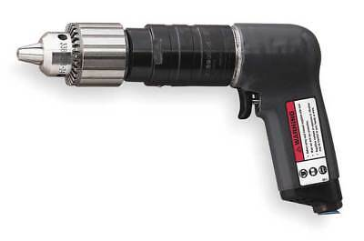 INGERSOLL-RAND 7ANST8 Air Drill,Industrial,Pistol,1/2 In.