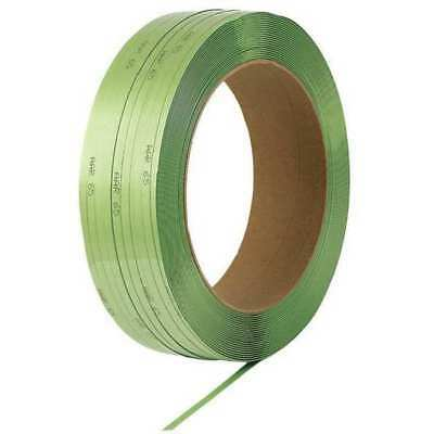 33RZ19 Plastic Strapping, 4000 ft. L, 0.89 mil