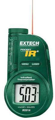 EXTECH IR201A IR Therm, -4 to 518F, 1 In @ 6 In Focus