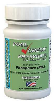Test Strips,Phosphate INDUSTRIAL TEST SYSTEMS 481349