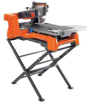 HUSQVARNA TS60 Masonry Saw, Wet Cut, Elctrc, 10 In. Blade