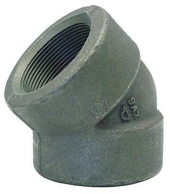 """1/2"""" FNPT Forged Steel 45 Degree Elbow ANVIL 0361110604"""