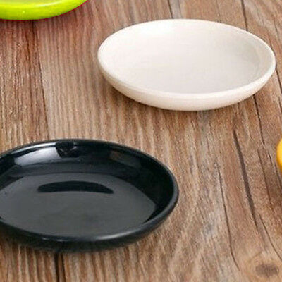 Durable Melamine Small Round Sushi Sauce Dip Spices Dish Bowl Party Little