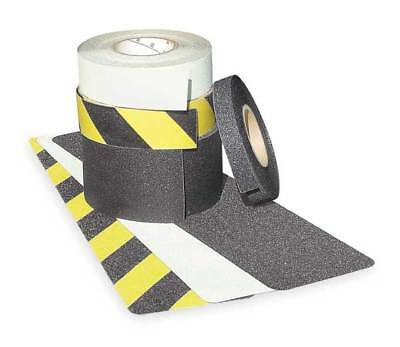 Anti-Slip Tape,Black/Yellow,6inx60ft WOOSTER PRODUCTS YBS0660