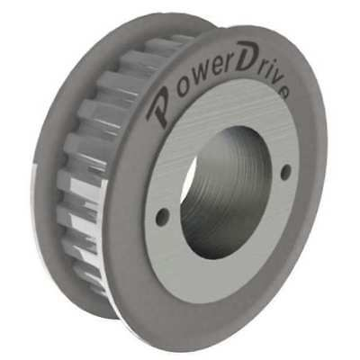 POWER DRIVE 44HQ100 Gearbelt Pulley, H, 44 Grooves