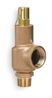 AQUATROL 89B2-150 Safety Relief Valve, 3/4 x 1 In, 150 psi