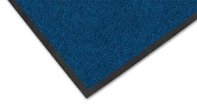 Carpeted Entrance Mat,Navy,3ft. x 5ft. NOTRAX 130S0035NB