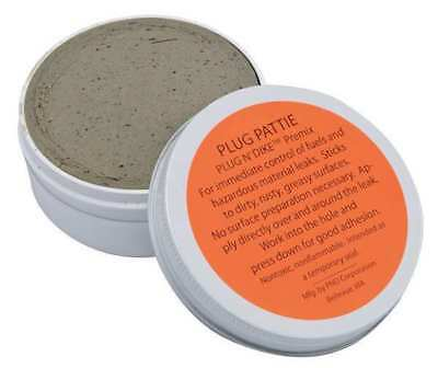 BRADY SPC ABSORBENTS PUTPAT Plug Putty, Premix