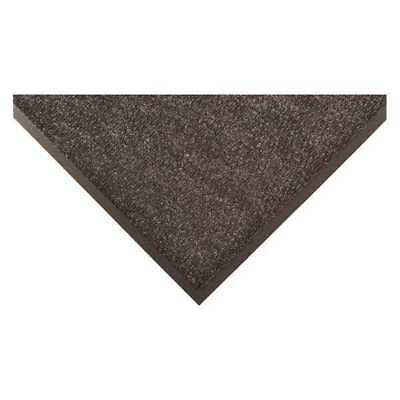 Carpeted Entrance Mat,Charcoal,3ft.x4ft. CONDOR 6PXA3
