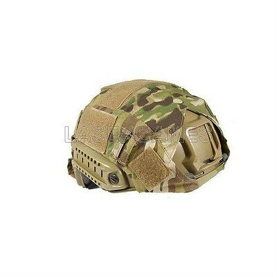 Invader Gear Fast Helmet Cover Multicam Copri Elmetto Per Softair