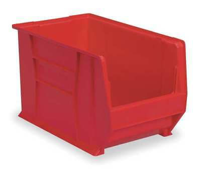 Super Size Bin,20 In.L,18-3/8 In.W,12 In AKRO-MILS 30283RED