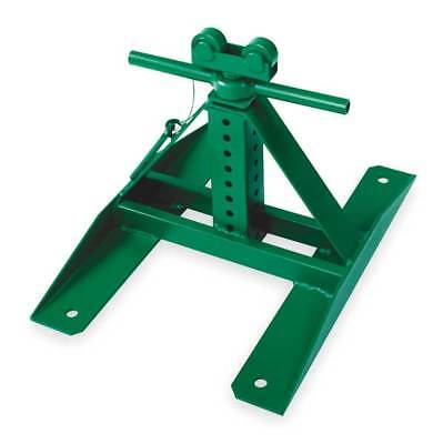 Adjustable Reel Stand,28 In Max Height GREENLEE 687