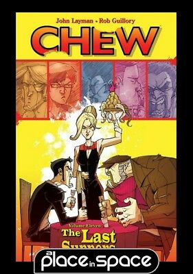 Chew Vol 11 Last Suppers  - Graphic Novel