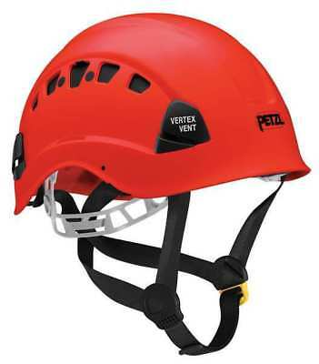 PETZL A10VRA Rescue Helmet, Red, 6 Point