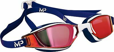 NEW! Michael Phelps XCEED Mens Competition Swimming Goggles -Aqua Sphere- CHOOSE