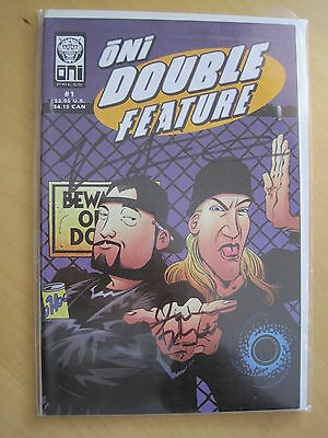 ONI DOUBLE FEATURE # 1 featuring JAY & SILENT BOB ( KEVIN SMITH ) etc. 1998.ONI
