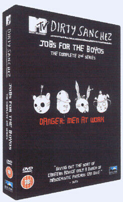 Dirty Sanchez: The Complete Series 2 - Jobs for the Boyos DVD (2004)