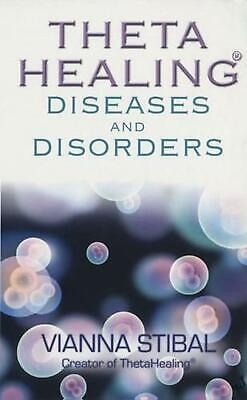 Thetahealing Diseases and Disorders by Vianna Stibal (English) Paperback Book Fr