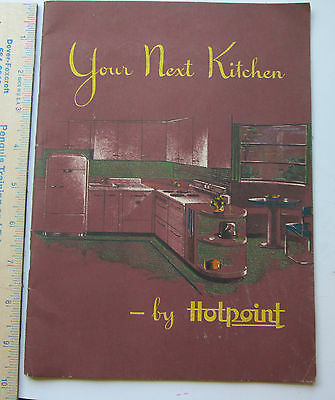 1944 your next kitchen by hotpoint