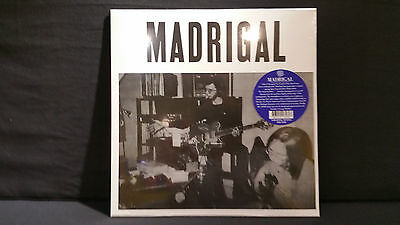 Madrigal  – Madrigal  ' LP MINT & SEALED RSD 2017  LIMITED EDITION