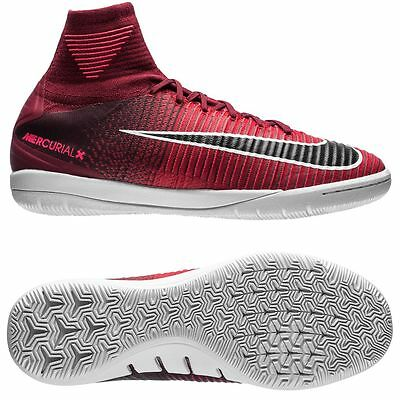 0af6ce2fb coupon code for nike mercurial x proximo ic 2017 flyknit indoor soccer shoes  red black c41bc