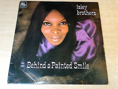 EX !! Isley Brothers/Behind A Painted Smile/1969 Tamla Motown Mono LP