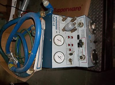 Pinnacle D1/2Hpc Refrigerant Recovery Recycle Unit Mdi Dynamic Line  (91)