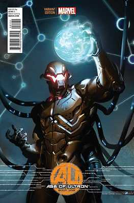AGE OF ULTRON #1 Book One MARKO DJURDJEVIC  1:50 Marvel Comics NEAR MINT to NM+