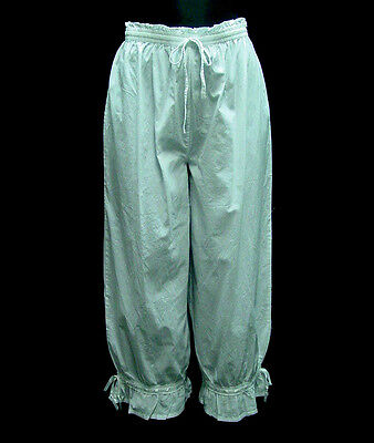 Victorion Vintage style Bloomers Pantaloons Breeches Ladies sizes SXL All cotton