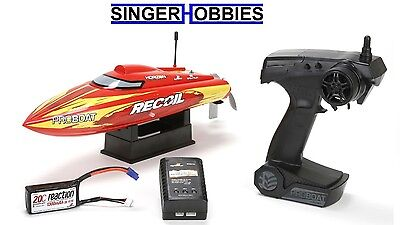 Pro Boat Recoil 17-inch Self-Righting Deep-V Brushless R/C Boat RTR PRB08016 HH