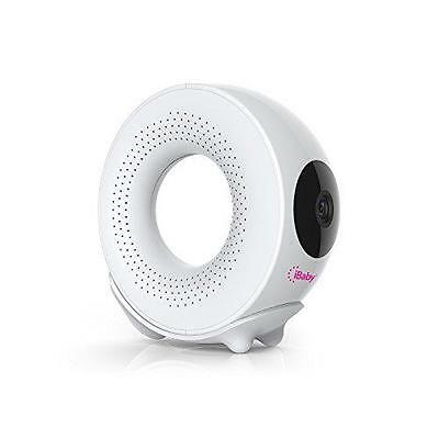 iBaby M2 Pro 720p Wi-Fi Digital Video Baby Monitor Night Vision Two-way Audio