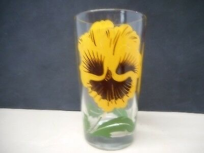 PANSY Boscul Peanut Butter Glass   Thicker NAME
