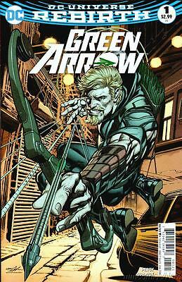 Green Arrow #1 Neal Adams Variant DC Universe Rebirth 2016