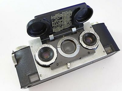 Stereo Realist f3.5 camera - later model - for sale by DrT A81116 HM