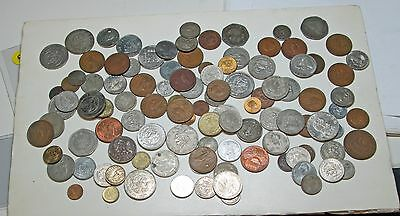 Lot of  1 pound  13 ounces  Coins from Mexico