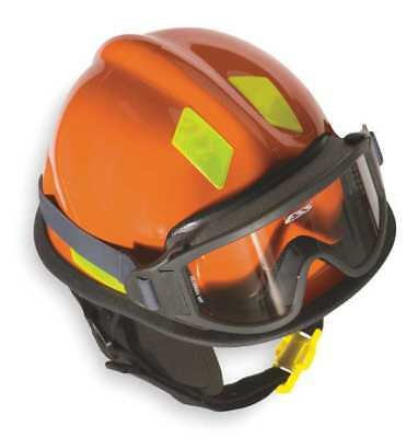 CAIRNS C-MOD-B6B2A7200 Fire and Rescue Helmet, Orange, Modern