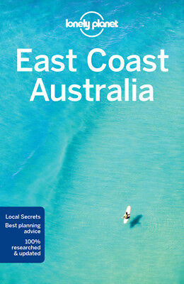 East Coast Australia LONELY PLANET TRAVEL GUIDE