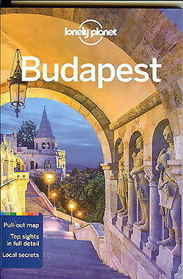 Budapest Lonely Planet City Guide