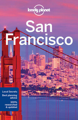 San Francisco LONELY PLANET CITY Guide