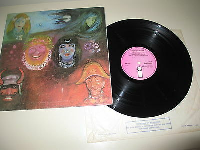 King Crimson - In The Wake Of Poseidon - Island Uk 1970 Superb Original